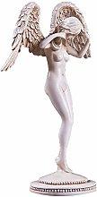 Auto parts Statua dell'angelo, Scultura del