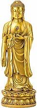 Auto parts Statua di Buddha in Ottone, Moderna