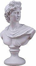 Auto parts Statua di David, Decorazioni per la