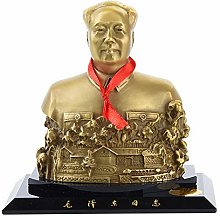 Auto parts Statua di MAO Zedong, Scultura Moderna