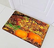 Autunno Maple zucca Indoor antiscivolo tappetino