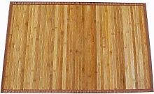 AVANTI TRENDSTORE Tappeto Bamboo, Marrone, 160 x