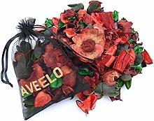 AVEELO-Versand Potpourri decorativo | Fiori secchi