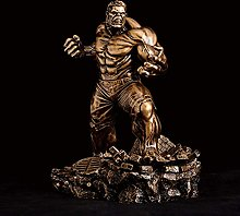 Avengers Hulk Hulk GK Modello 26cm Statua