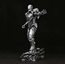 Avengers Iron Man Modello 32cm Statua Realistica