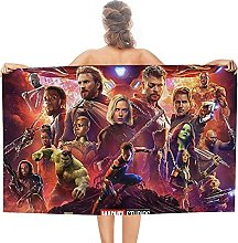 Avengers Studios - Asciugamani da bagno per adulti