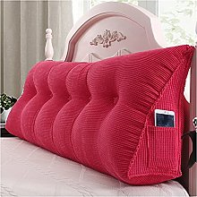 AWSAD Headboard Cushion Chicchi di Mais Lettura