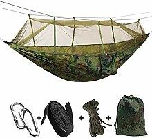 AXXMD Camping/Giardino Amaca con zanzariera