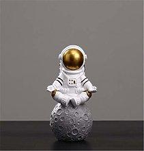 Aya611 Astronauta Statua Personaggio Scultura