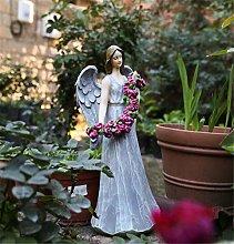 Aya611 Romantico Giardino Decorazione Casa