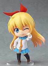 azazmjo Anime Action Figure 10Cm Cute Chitoge