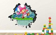 Azione Adesivo Wall Sticker Sticker Murale