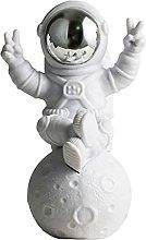 B Blesiya Astronauta Statua Figurina Scultura