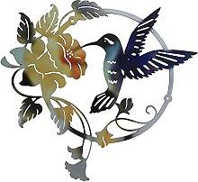 B Blesiya Decorazione da Parete per Uccelli in