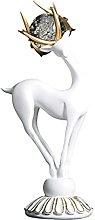 B Blesiya Moderna Resina Cervo Statua Figurina