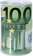 Bada Bing - Salvadanaio XXL, 100 euro, colore: