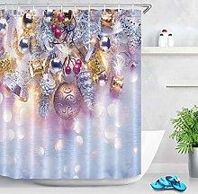 Bagno impermeabile della tenda di doccia del