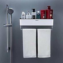 Bagno Scaffale Doccia Caddy Wall Organizer Shampoo