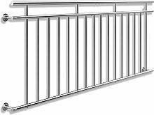 Balcone alla Francese Acciaio Inox Ringhiera per
