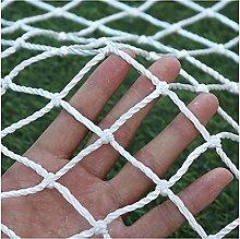 Balcone Scale Protezione Net Bianco Corda in