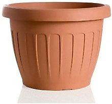 Bama Terracotta, Vaso in Resina, Color, Ø 20cm, 4