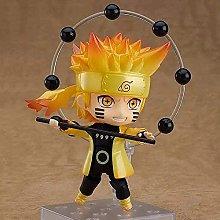 Bambola Altezza 10 cm Naruto Shippuden Uzumaki