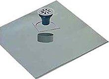 Bampi PD016016 Telo in plastica con piletta per