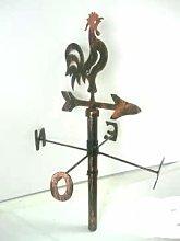 Banderuola Galletto segnavento piccolo in ferro