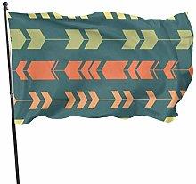 Bandiera con frecce colorate 3x5 Ft Banner