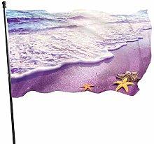 Bandiera da giardino, 0,9 x 1,5 m, resistente per