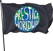Bandiera da giardino, 1,5 m x 0,9 m Prestige