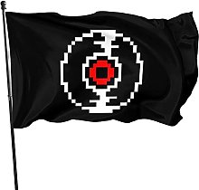 Bandiera da giardino, 1,5 m x 0,9 m, simbolo Dave