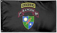 Bandiera da Giardino,1 ° Battaglione 75 °