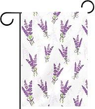 Bandiera da giardino 12x18 pollici,Decorazioni per