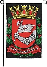 Bandiera da giardino, 30 x 40 cm, doppia bandiera