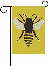 Bandiera da Giardino 70×102cm,Elegante carino