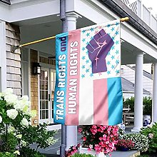 Bandiera da Giardino 90 x 150 cm, Bandiera LGBT
