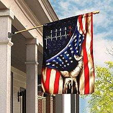 Bandiera da Giardino 90 x 150 cm, Bandiera