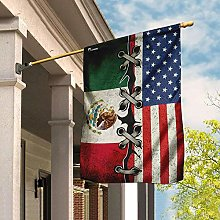 Bandiera da Giardino 90 x 150 cm, Messicano -