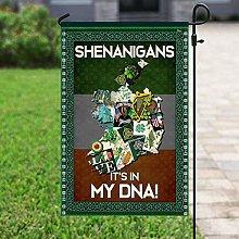 Bandiera da Giardino 90 x 150 cm, Shenanigans