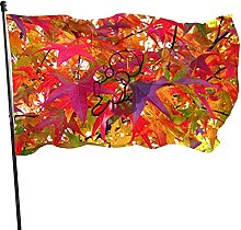 Bandiera da giardino autunnale Bandiera da esterno
