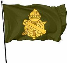 Bandiera da Giardino,Bandiere Esterne del Corpo