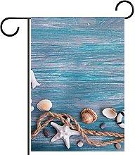 Bandiera da giardino bifacciale /12x18in/ Bandiere