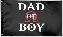 Bandiera da Giardino,Dad of Boy Bandiera da