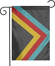 Bandiera da giardino Frecce Art Design House Yard