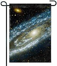 Bandiera da Giardino Galaxy 17 Bandiera Decorativa