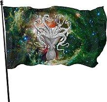 Bandiera da giardino Galaxy Bandiera da esterno