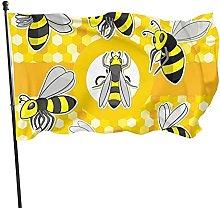 Bandiera da giardino Hornets Bandiera da esterno