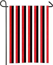 Bandiera da giardino in poliestere a due lati per