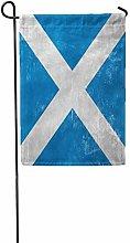 Bandiera da Giardino in Tela Scozia Bandiera
